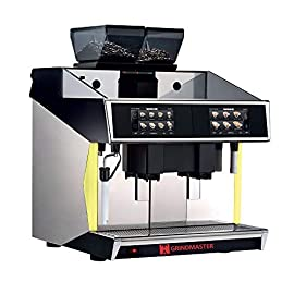 Grindmaster-Cecilware TDST Super Automatic Dual Brewer Espresso Machine, Two Step, Two Group, 400 Cup Capacity Per Hour 2