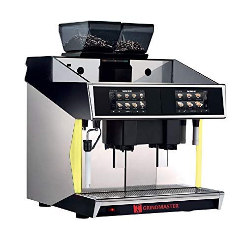 Learn More About Grindmaster-Cecilware ST Duo Super Automatic Dual Brewer Espresso Machine, Two Step...