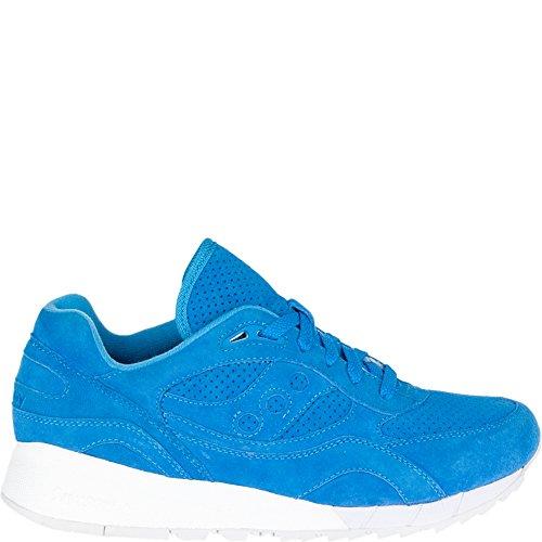 Saucony Shadow 6000 para hombre de la zapatilla de deporte azul S70222-4, Herren - Schuhe - Turnschuhe & Sneaker / 15709:43