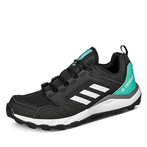 adidas Terrex Agravic TR W, Zapatillas de Trail Running Mujer, NEGBÁS/Balcri/MENACI, 38 2/3 EU