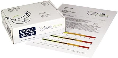 Wassertest 2 + 3 (inkl. Laboranalyse): Komplettpaket auf Schwermetalle, Mineralstoffe + Bakterien