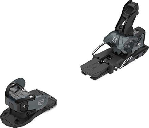 Salomon Warden MNC 13 Ski Bindings Sz 115mm Black/Grey