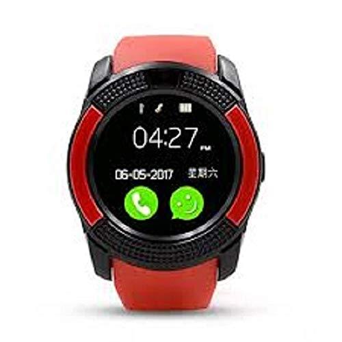 Relógio V8 Celular Inteligente Bluetooth Chip
