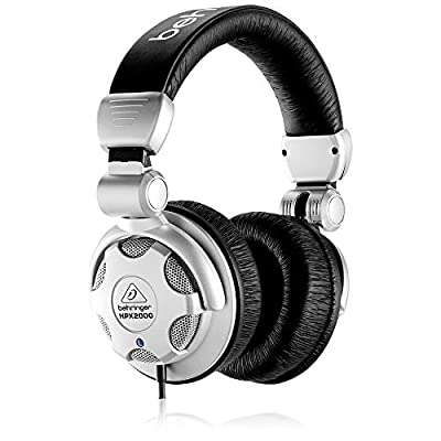 Behringer Hpx2000 - High-Definition Dj Headphones from Behringer