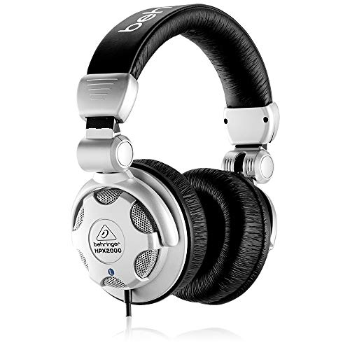 Behringer HPX2000 Headphones High-Definition DJ Headphones