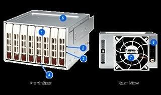 SUPERMICRO CSE-M28E1B Supermicro Mobile Rack CSE-M28E1B 8x2,5