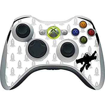 Skinit Decal Gaming Skin Compatible with Xbox 360 Wireless Controller - Officially Licensed Disney Buzz Lightyear Silhouette Design