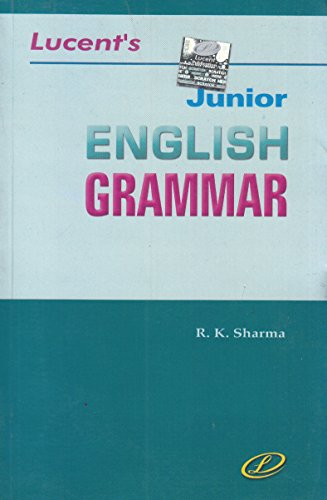 Lucent's Junior English Grammar