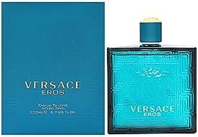 Versace Eros by Versace for Men - Eau de Toilette, 200ml