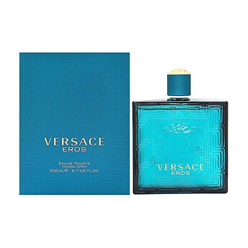 Versace Eros for Men 6.7 oz Eau de Toilette Spray
