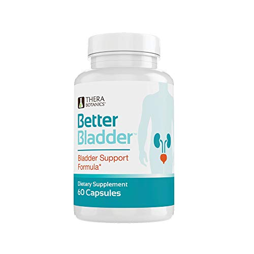 Better Bladder Control Supplement for Women & Men – Bladder Support Supplement to Help Reduce Urinary Leaks, Frequency & Urgency - Bladder Health Formula For Good Night's Sleep - 60 Bladder Capsules (30 (1 Pack))