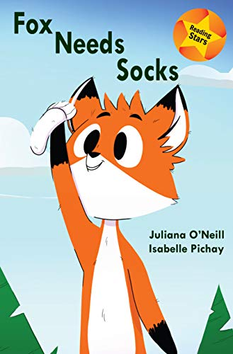 Fox Needs Socks (Reading Stars) (English Edition)