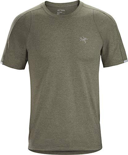 Arcteryx Herren Cormac Crew T-Shirt, aeroponic, S