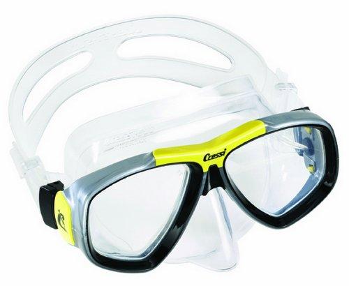Masque silicone transparent à haute gamme FOCUS