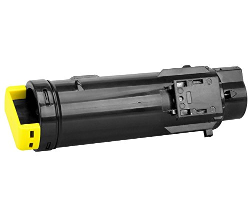 593-BBSE Yellow Compatible Toner Cartridge for use in Dell H625, H625cdw, H825, H825cdw, S2825, S2825cdn