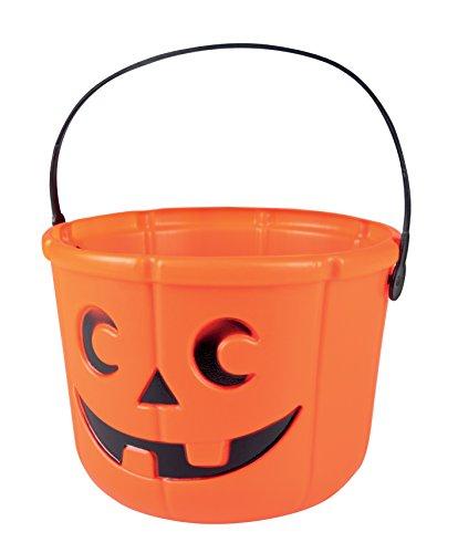 Boland-65454 Cestino Zucca Halloween 'Dolcetto o...