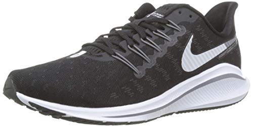 Nike Air Zoom Vomero 14, Zapatillas de Running para Asfalto Hombre, Negro Black White Thunder Grey 001, 42 EU