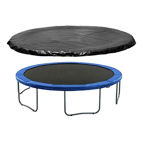 GXLO Round Rebounder Trampoline Exercise Adults Indoor Fitness Rebounder Trampoline Weather Cover Rain Snow Sun Shade Protection Waterproof Cover Pad Trampoline,6FT