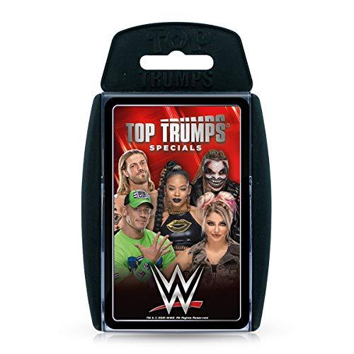 Top Trumps WM01263-EN1-6 Specials-WWE