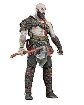 NECA God of War  2018  - 7  Scale Action Figure - Kratos