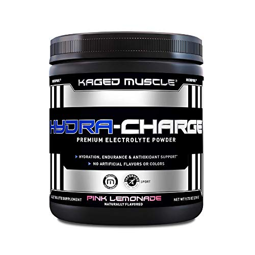 Kaged Muscle Hydra-Charge 60 Servings Pink Lemonade