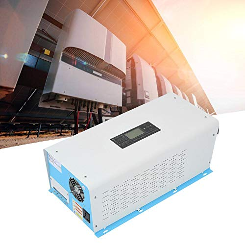 Industrie Wechselrichter Solar Wechselrichter Ladegerät 3000W 48VDC Eingang 200VAC Ausgang Reine Sinuswelle Frequenz