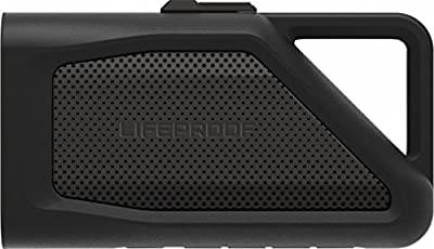 LifeProof Aquaphonics AQ9 Waterproof Portable Bluetooth Speaker - Black by Otter Products EMEA