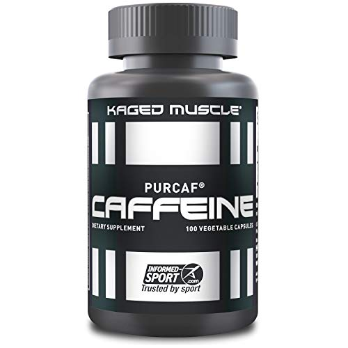 PurCaf Organic Caffeine Capsules by Kaged Muscle review