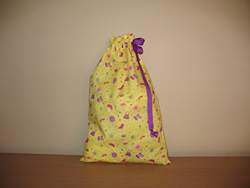 Girl Fun Drawstring Bag for Shoes/Travel/Gifts