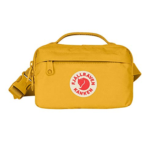 Our #3 Pick is the Fjallraven Kanken Fanny Pack