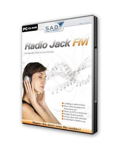 Radio Jack 3, CD-ROM Der Internet-Radio Recorder für grenzenlose Musikaufnahmen mit integrierter Brennfunktion