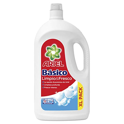 Ariel Básico Detergente Líquido 3.85 l - 70 Lavados