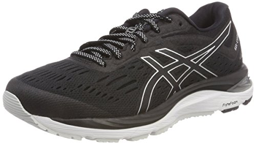 ASICS Herren Gel-Cumulus 20 Running Shoes, Schwarz Blac...