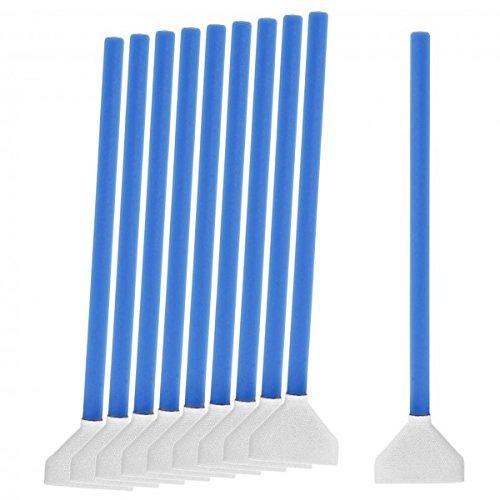 Impulsfoto VSGO 10x Sensor Swabs Fuer Vollformat Spiegelreflexkamera Vakuumverpackt 5 bis 10 Sensor Reinigungen möglich