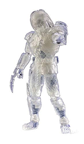 Hiya Toys Alien vs. Predator: Invisible Celtic Predator 1:18 Scale Action Figure