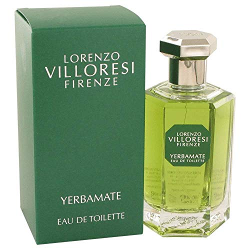 Lorenzo Villoresi Florencia Yerbamate 100 ml Spray 'Eau De Toilette