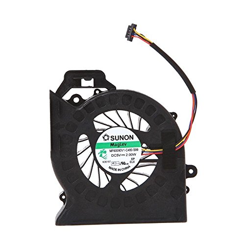 New Laptop CPU Cooling Fan Replacement for HP Pavilion dv6-6155ca dv6-6157nr dv6-6158nr dv6-6159us dv6-6161he dv6-6163cl dv6-6167cl dv6-6169us dv6-6170us dv6-6172nr dv6-6173cl dv6-6175ca dv6-6178ca