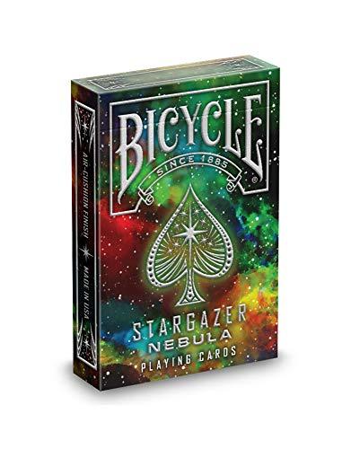Stargazer Nebula Playing Cards 1046540 - Carte da gioco Bicycle