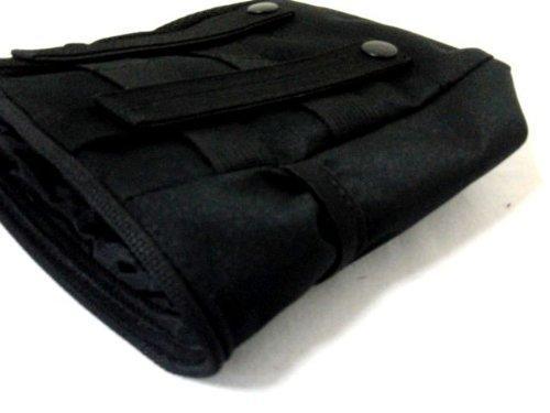 CPTechnology腰袋!マガジン収納ダンプポーチミリタリーポーチブラック旧式
