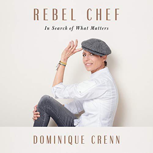 Page de couverture de Rebel Chef