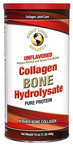 Hydrolysiertes Kollagenpulver aus Rinderknochen