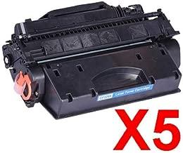 5 x Compatible HP CF226X Toner Cartridge 26X