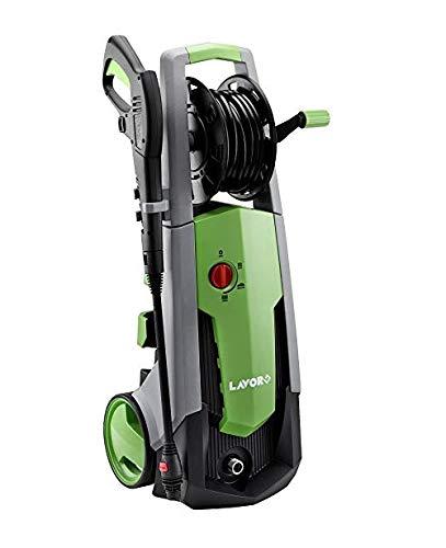 Lavor 8.101.0017C 0017C-Hidrolimpiadora de Agua Fría Predator WPS 2L + Cepillo Rotatorio Motor Escobillas 2500 W 160 bares 510 l/H 15,5 kg