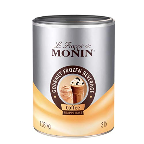 Monin Frappé Base - Kaffee 1,36kg Coffee