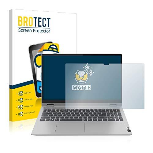 BROTECT Entspiegelungs-Schutzfolie kompatibel mit Lenovo IdeaPad Flex 5 15