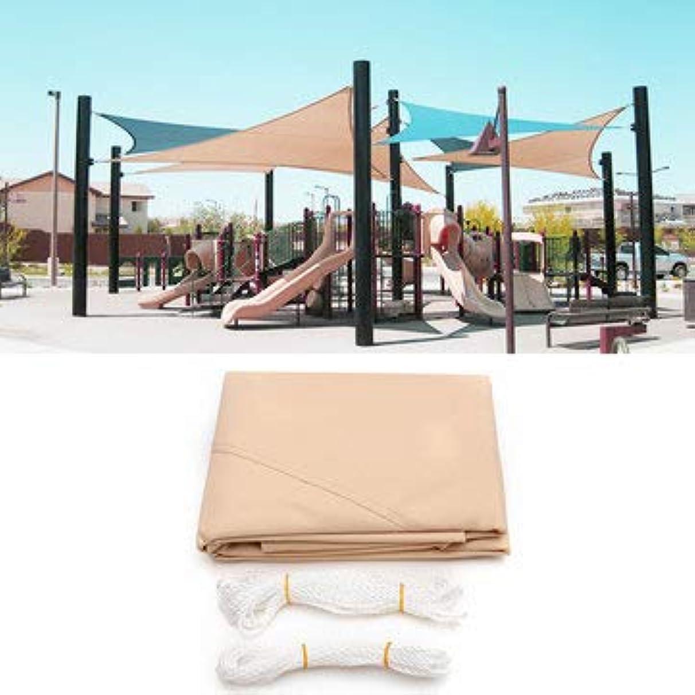 Triangle Waterproof Tent Sunshade Sail Garden Patio Awning Sunscreen UV Block Outdoor Camping - Camping Tent & sunshade
