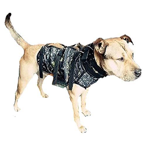 HAIT Ropa Resistente a Las puñaladas Perro pequeño Perro Grande Sabueso Traje de Seguridad Protege eficazmente los Objetos Afilados externos,XS(15~25kg)