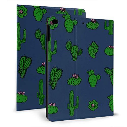 Yushg Fundas iPad Cactus Diferentes Cubiertas iPad para niños para iPad Mini...