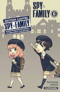 Spy x Family Edition limitée Tome 6