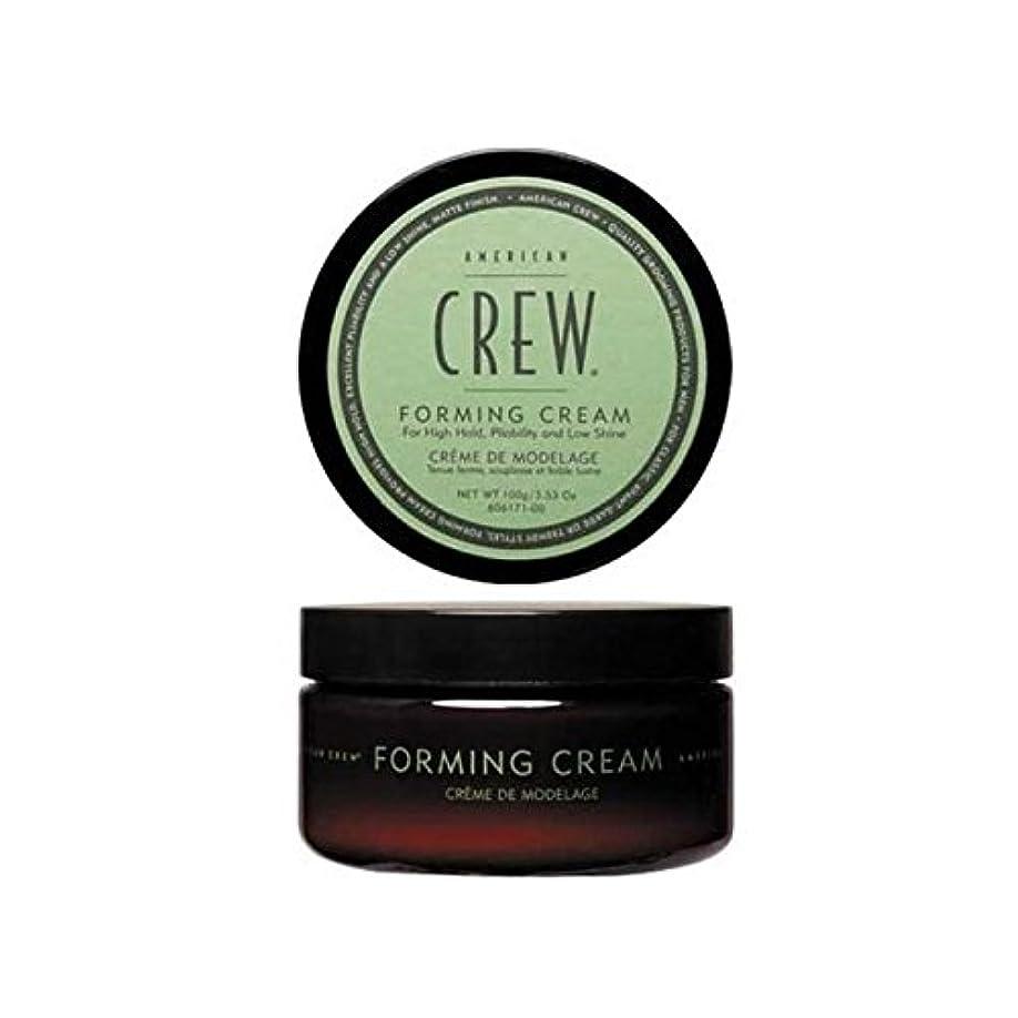 けん引アジャ技術American Crew Forming Cream (85G) - アメリカの乗組員形成クリーム(85グラム) [並行輸入品]